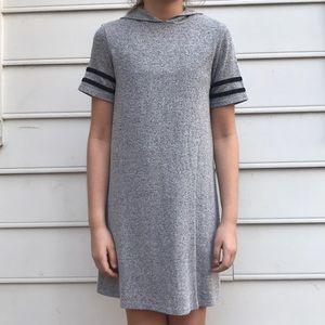 Forever 21 Girls' Gray Dress
